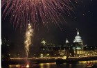New Year's Eve Thames Party Cruise with Fireworks