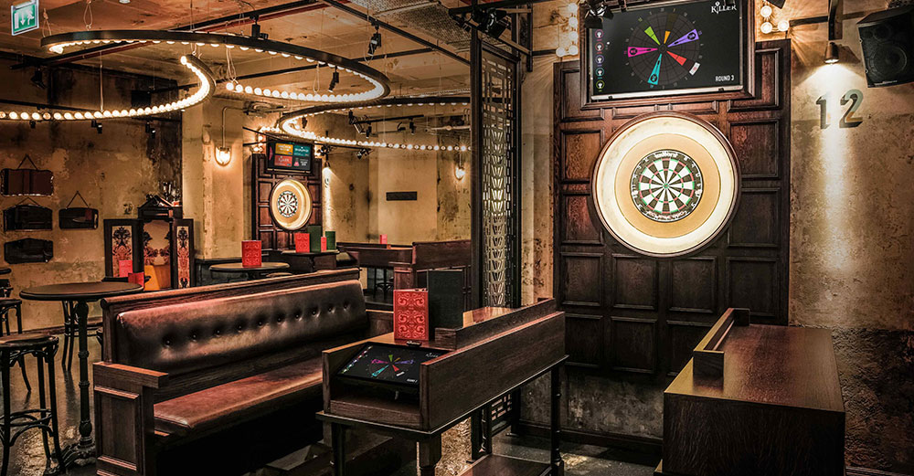Where To Play Darts In London Darts Pubs And Bars In