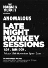 Late Night Sessions: ANOMALOUS