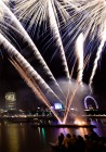 New Year's Eve Party On The Thames