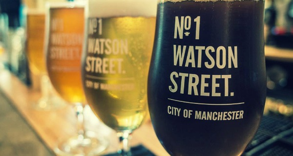 No.1 Watson Street Dining Hub replaces Taps on Great Northern Square