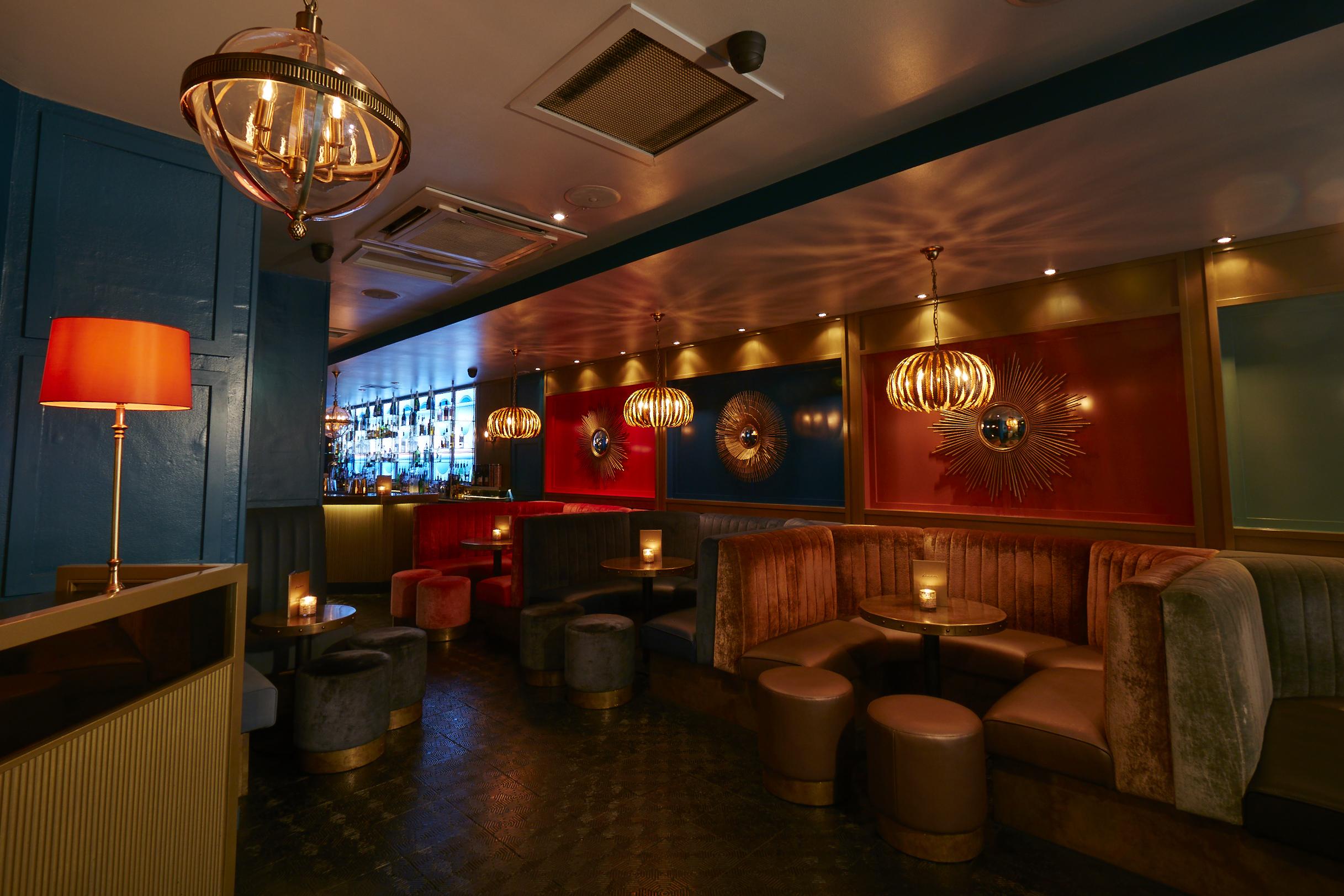 over 40s bars london