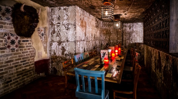 Blues kitchen shoreditch london bar reviews designmynight for 12 bar blues table