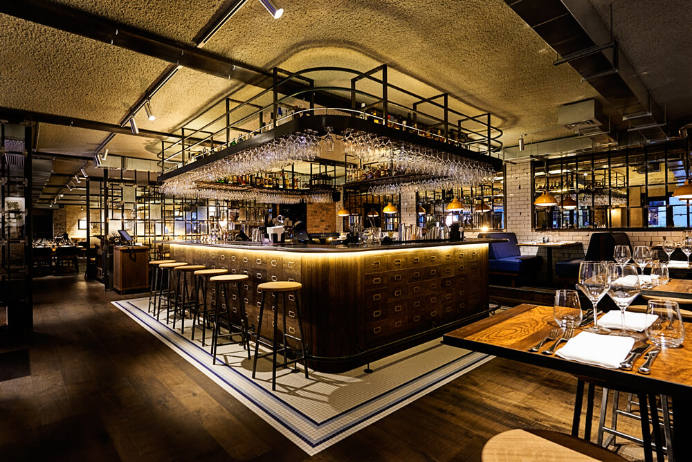 Canto Corvino East London London Restaurant Reviews