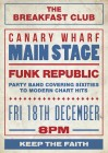 The Breakfast Club Canary Wharf presents FUNK REPUBLIC LIVE