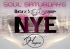 Soul Saturdays NYE at Harpers City
