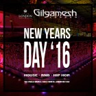 New Years Day Soiree @ Gilgamesh London