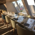 Exclusive Private Dining room for New Year's Eve in the sky