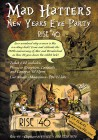 Mad Hatter's New Years Eve Party
