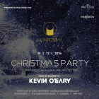 MONTEZUMA :: Christmas party with Kevin O'leary