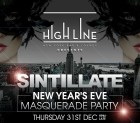 Sintillate NYE Masquerade Party