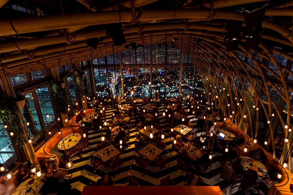 Personal Responsibility >> New Year's Eve Party at SUSHISAMBA | London Food & Drink Reviews | DesignMyNight