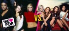 WeLovePop Club's SUGABABES vs LITTLE MIX Special
