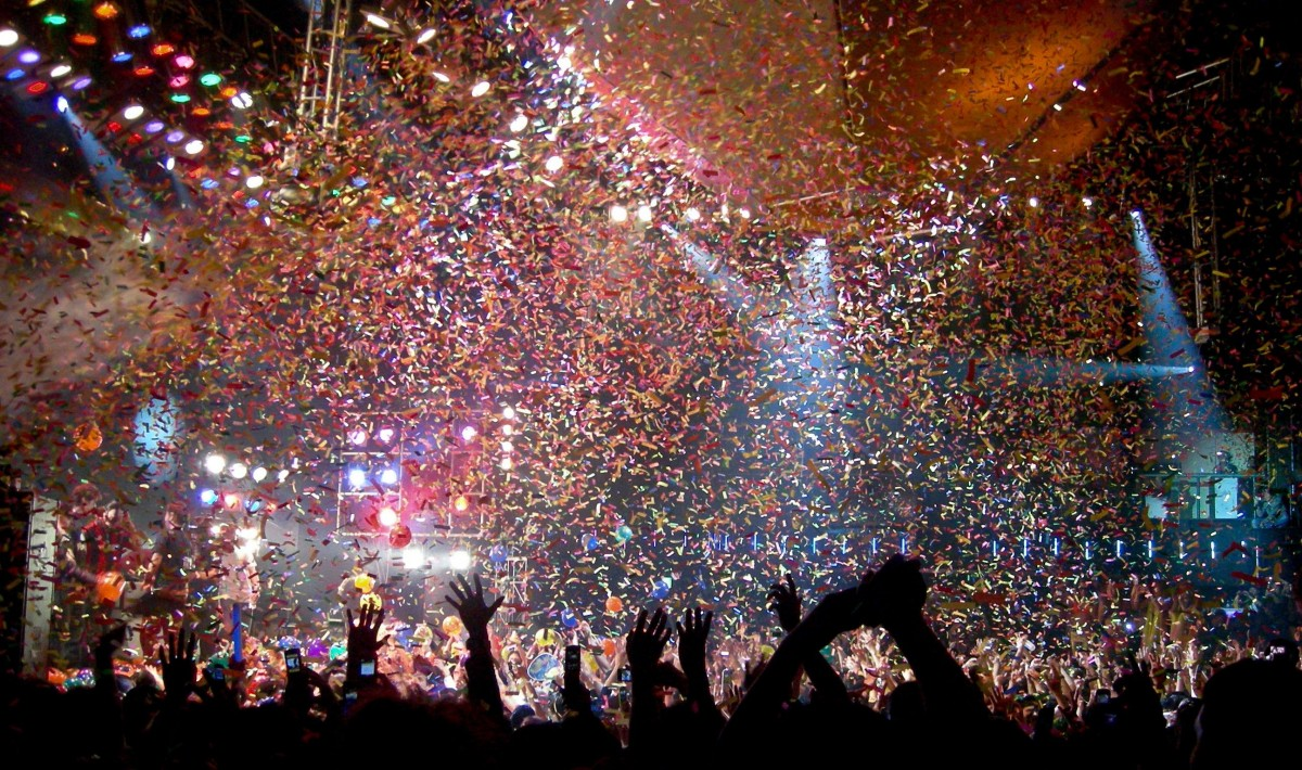 Nye Party At Roadhouse Covent Garden Roadhouse London