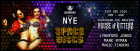 NEW YEARS SPACE DISCO PARTY