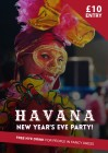 Havana New Year's Eve Party