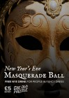 Masquerade Ball New Year's Eve!