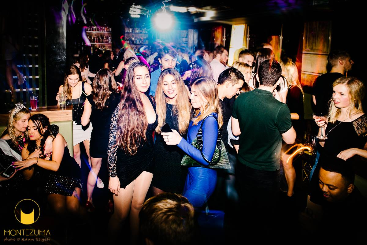 Places to go dancing in london