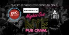 Shoreditch New Years Eve Pub Crawl - Ending at Cargo