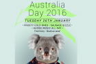 Australia Day at Grand Union