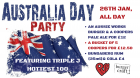 Australia Day Party - FEATURING TRIPLE J HOTTEST 100