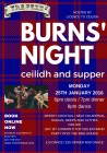Burns Night Extravaganza with Licence to Ceilidh