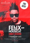 Sunday Sessions w/ Felix Da Housecat at Gigalum, London