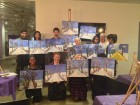 PopUp Painting: Paint Hockney!