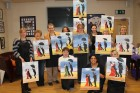 PopUp Painting: Paint Vettriano!