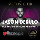Jason Derulo Hosting the Official After Party