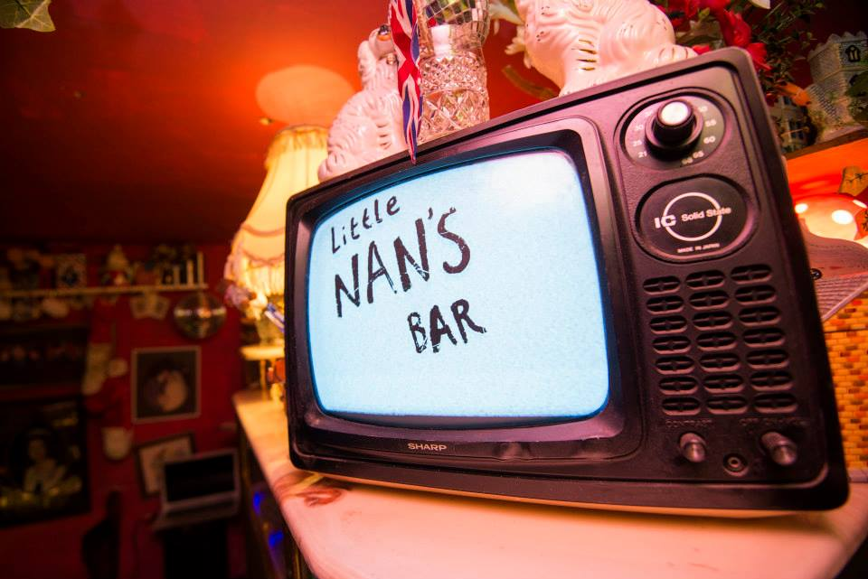 Little Nan's Cocktail Parties