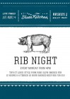 RIB NIGHT + NIALL KELLY