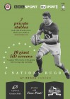 6 Nations Rugby at Proud Camden Round 3 - Saturday