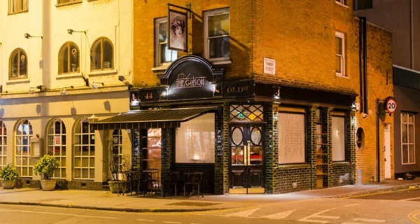 New Bar Spy: The Gibson Bar in Old Street | Shoreditch