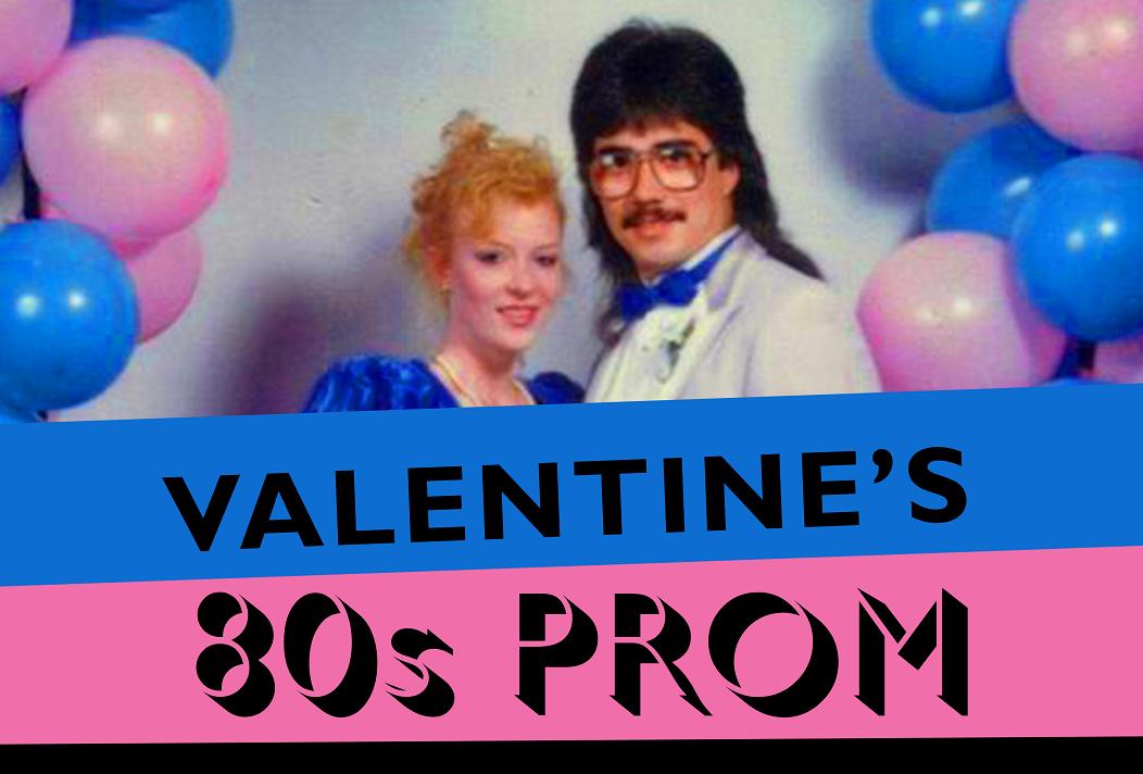 The Cut Waterloo Restaurants >> Valentine's 80s Prom Grand Union Wandsworth London | DesignMyNight