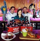 The Super Bowl sensation is coming to Walkabout Glasgow!