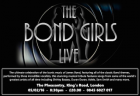 Bond Girls Live