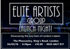Elite Artists Showcase
