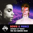 Bowie & Prince Night