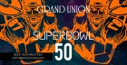 Superbowl 50 @ Grand Union Wandsworth
