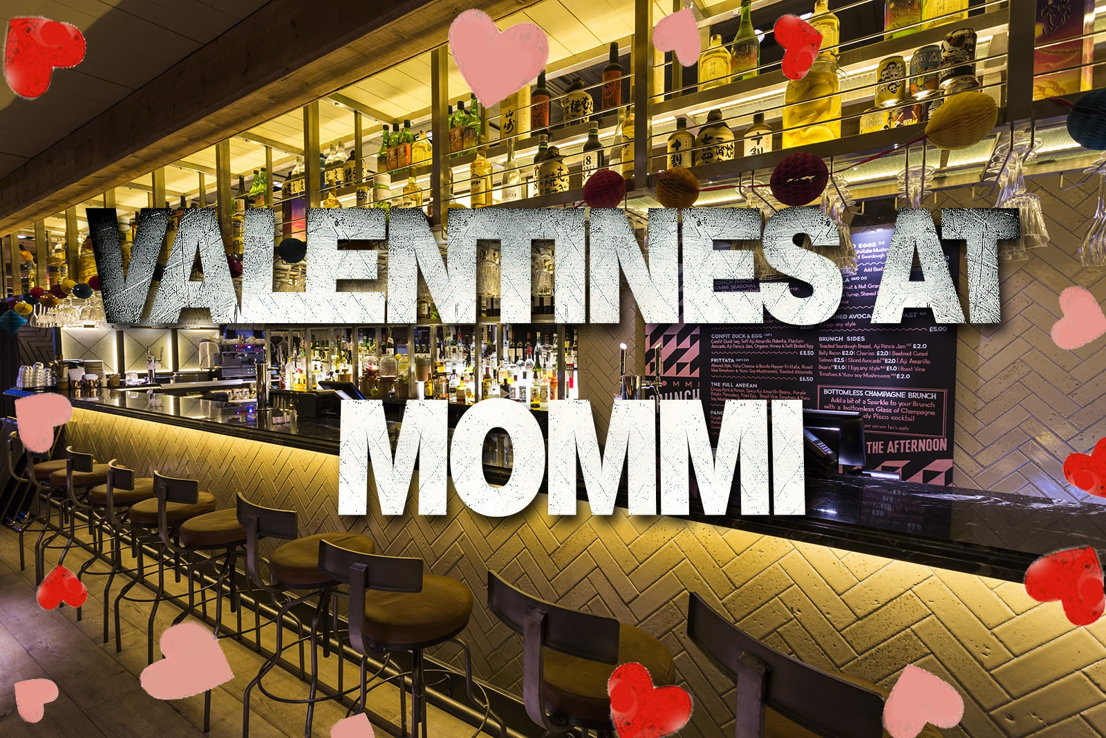 Valentines @ Mommi: The Supper of Love