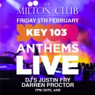 Key 103 'Anthems'