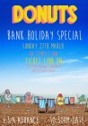 DONUTS - EASTER BANK HOLIDAY SPECIAL