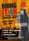 Bring it On Open Mic Night