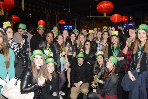 The Shoreditch Pub Crawl St Patrick's Day