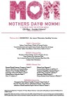 Happy MOMMI's Day - Bespoke dining on Mothering Sunday
