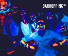 BarHopping NEON Pub Crawl with FREE Pizzas & Shots