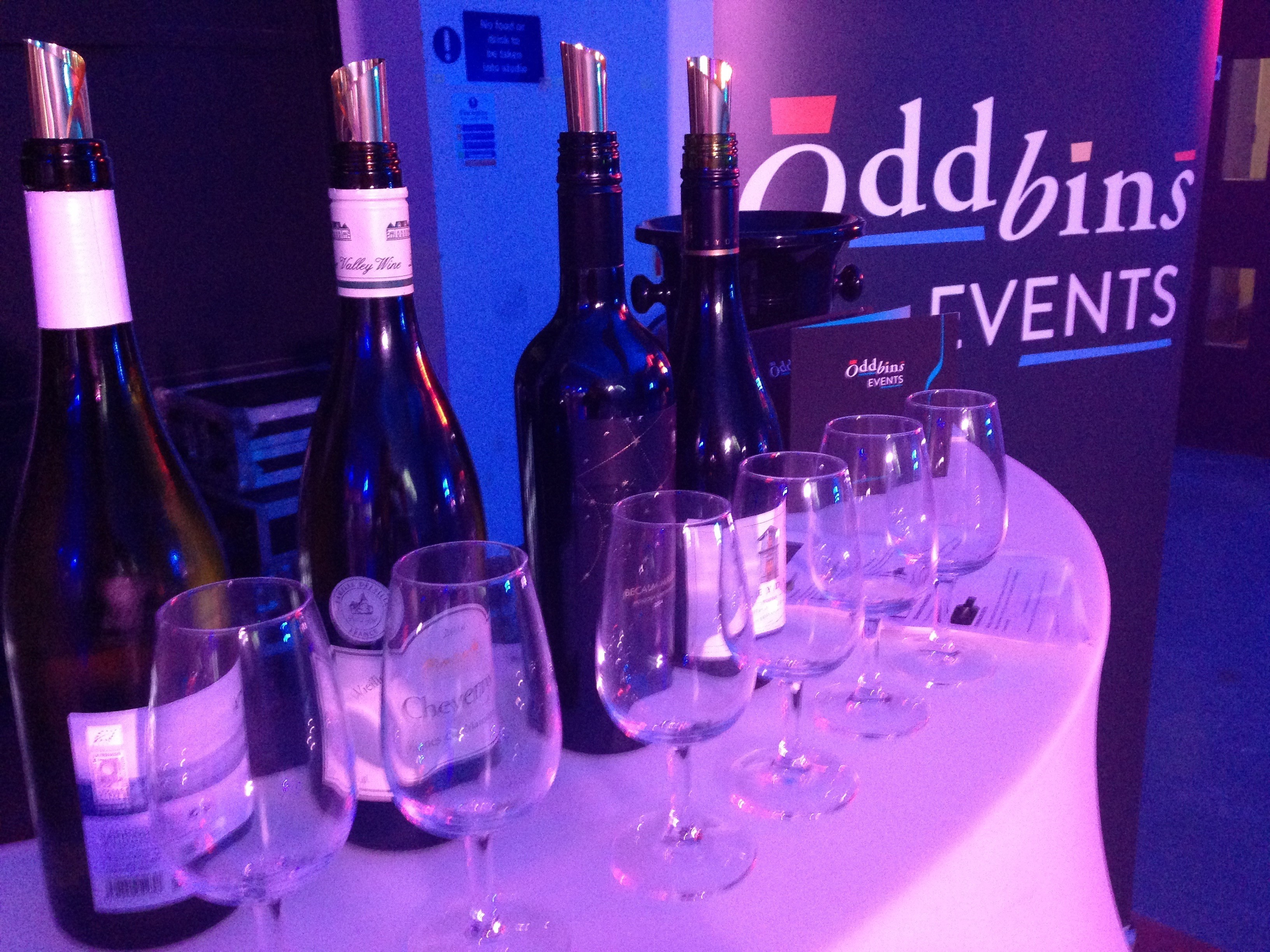 Oddbins Events