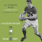 6 Nations Rugby at Proud Camden Round 4 - Sunday