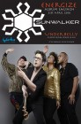 Sunwalker - Energize Album Launch